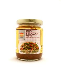 Spicy Belacan Paste by Tean's Gourmet | Buy Online at The Asian Cookshop.